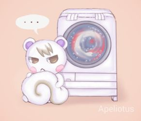 Laundry Day by Apeliotus