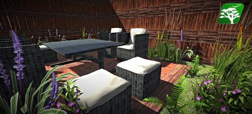 Realistic Grass and Bush Pack3 by RakshiGames