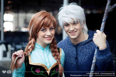 Anna and Frost by Snowman49