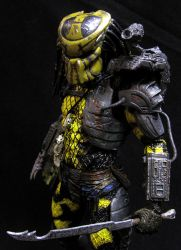 NECA Dead End Wasp Predator by Police-Box-Traveler