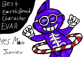Best Character in Earthbound by Koko-Kat