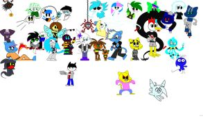 Preview: Drawn Together: part 4 by AntrB