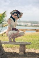 Ibuki Cosplay by caroangulito