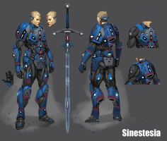 Sinestesia: Light Marine by Beaver-Skin