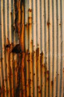 Rusty Tin II by LogicalXStock