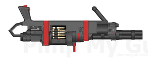 Carnation's MMX-76 Minigun by ThantosEdge