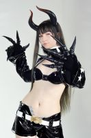 BRS - Black gold saw cosplay by Yuriros