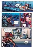 Stitchery: Threads of Cacophony Page 20 by nenuiel