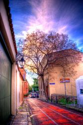 HDR at Plaka Athens more by Piddling