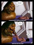 HUTT AWAKENS PAGE 2 by PerilComics