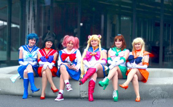 Sailor Moon: Friendship to last by StarMintsCosplay