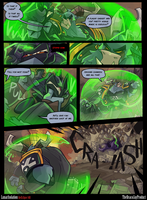 Lunar Isolation Pg 148 by TheDracoJayProduct