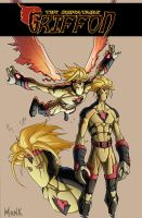 Original Griffon Concept by RAHeight2002-2012