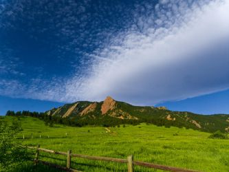 Boulder, Colorado by Ben754