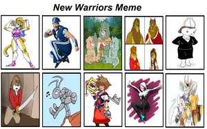 New Warriors Meme #3 by CCB-18