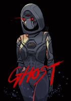 Ghost by Dinzeeyz