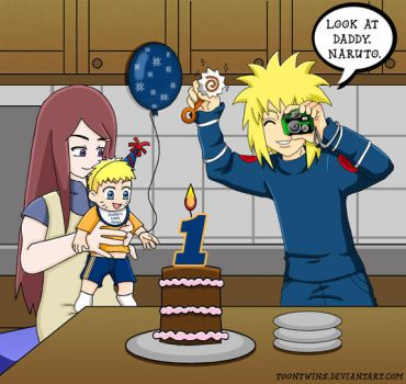 The Birthday Boy by ToonTwins