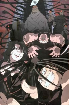 Fma-brotherhood-homunculos by saster43