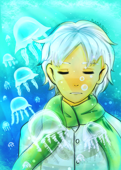 DMMD: Jellyfish Song by maricookie