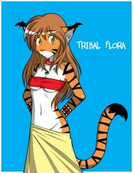 Tribal Flora by Twokinds