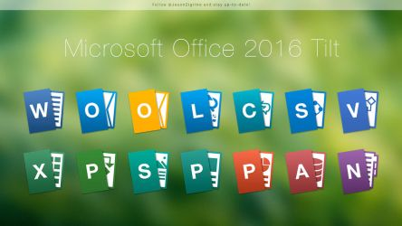 Microsoft Office For Mac 2016 by JasonZigrino