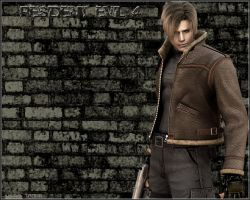 Resident Evil 4 by wicketjuggalo