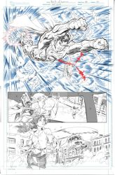 Death of Superman Ch8p10 by mistermoster