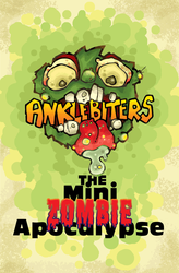 Back Cover of Anklebiters -0- by pdenike