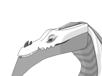 d racer dragon head template by hyvepl on deviantart