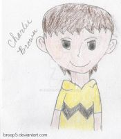 Charlie Brown Fanart by breep5