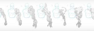 Bionic Arms by BrotherBaston