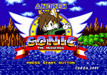 Andrew Tune in Sonic 1 (Birthday Gift) W/Download by AsuharaMoon