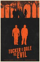 Tucker And Dale VS. Evil by billpyle