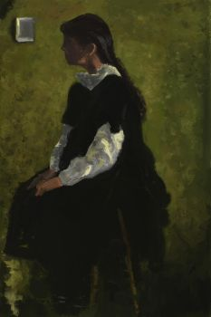 Master Study: Cecilia Beaux by Moebocop