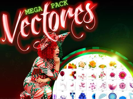 +MEGA PACK   25O Watchers (Vectores) by xPufflex