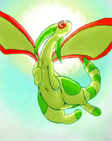 Flygon art by CouchpotatoPZ1