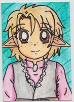ACEO Prize: Seraphi by Magical-Mama