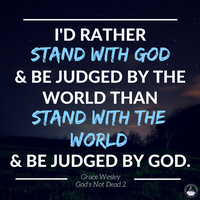We Need to Stand... by Charlie4Christ