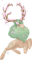 #110 Relicelk- Floral Forest OTA Open by Piichu-Pi