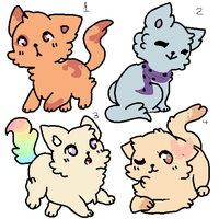 Adopts #1 by EvelynDrawz