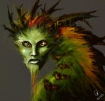 The Forest Guardian by ADDaughtry