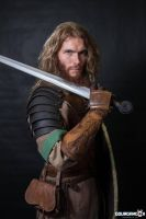 Rohirrim Warrior - Rohan LOTR Cosplay Middle earth by Carancerth