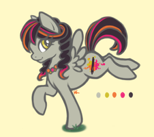 Pony Design for AmandaRaquel by TwigHat