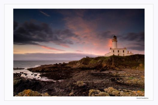 Turnberry Lighthouse by Davepemb