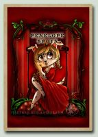 Penelope Character Card by Tsuchan