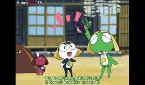 Tamama x Keroro 148 by tackytuesday