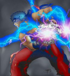 Street Fighter Legend- Ryu by Chief-Thunder