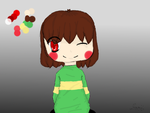 Chara by Lavii-Chan
