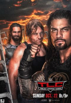 Tlc 2017 Poster by Sjstyles316