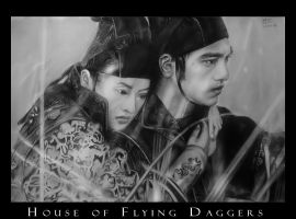 House of Flying Daggers by TheAnsw3r